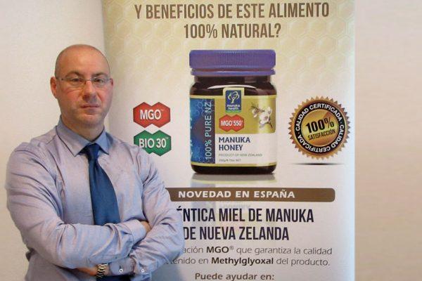 Descubre los beneficios de la miel de Manuka